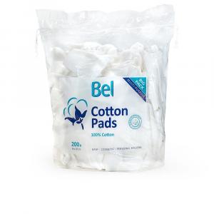 Bel Cotton Pads 100 Algodón 8x10 Cm 200 Uds