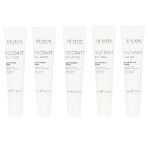Revlon Re-Start Balance Clay Scalp Mask 10x 15ml