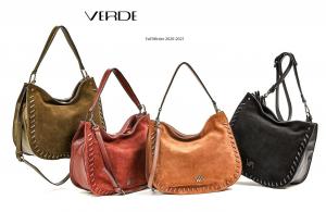 Borsa donna firmata Verde Fashion | Borse nere vendita online