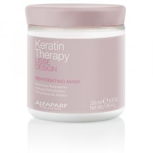 Alfaparf Milano Lisse Design Keratin Therapy Rehydrating Mask 200ml