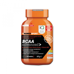 Named Sport BCAA Advanced 100 Tavolette