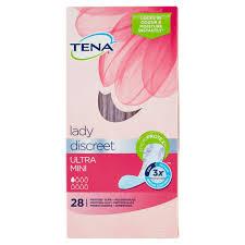 Tena Lady Discreet Ultra Mini 28 Pezzi