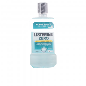Listerine Antisep Bucal Zero Mildmint500