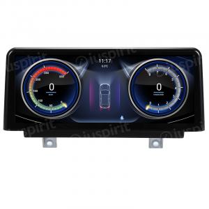 ANDROID 10 navigatore per BMW Serie 2 F22 F45 F46 2013-2016 MPV Sistema NBT 8.8 pollici CarPlay Android Auto WI-FI GPS 4G LTE Bluetooth 4GB RAM 64GB ROM