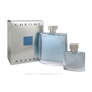 Azzaro Chrome et 100 Vp et 30 Vp