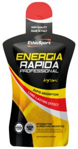 Ethic Sport Energia Rapida Professional Agrumi - Box Da 15 Pz