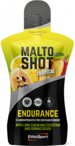 EthicSport Maltoshot Endurance Tropical - Box Da 15 Pz