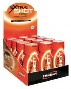 EthicSport Extrashot Energy - Box Da 12 Pz