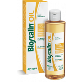 Bioscalin Oil Olio Shampoo sebo equilibrante 200 ml