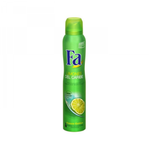 Fa Caribbean Lemons Deodorante Spray 200ml