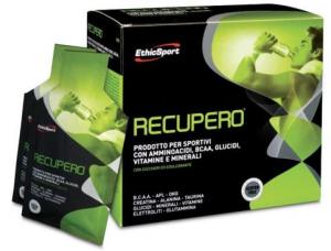 Ethic Sport Recupero- 20 Buste Da 16,5g