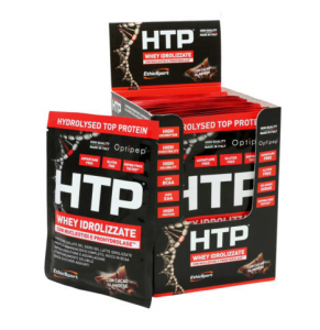 EthicSport Htp - Hydrolysed Top Protein - Cacao - Box 12 Buste