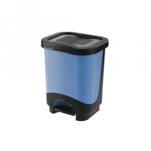 Pattumiera a Pedale Idea 18 Litri Blu