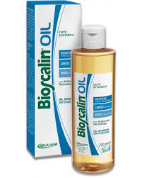 BIOSCALIN OIL SHAMPOO ANTI-FORFORA CUTE SENSIBILE 200ml