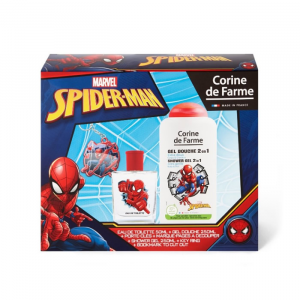 Corine De Farme Spiderman Set 4 Parti 2020