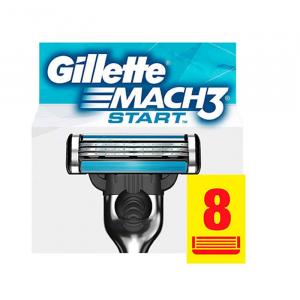 Gillette Mach3 Start Ricarica 8 Unità