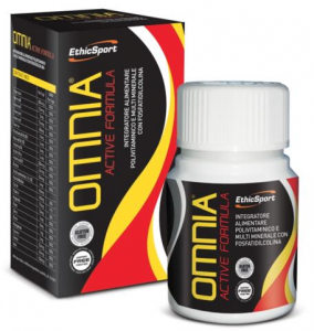 EthicSport OMNIA Active Formula - 45 compresse da 1100 mg