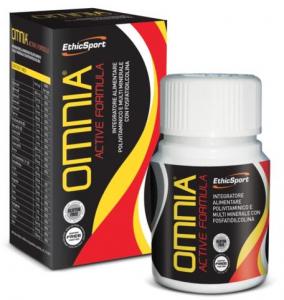 EthicSport OMNIA Active Formula - 45 compresse da 1100 mg