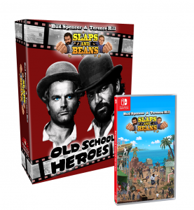 Nintendo Switch: Bud Spencer e Terence Hill: Slaps and Beans OLDSCHOOL HEROES EDITION