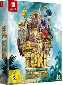 Nintendo Switch: Toki Retrollector Edition