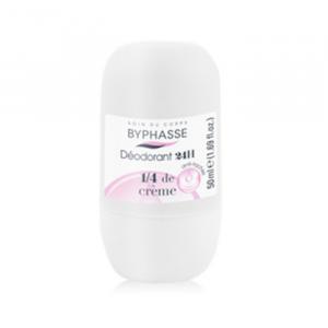 Byphasse Deodorante 24h 1/4 Roll On Cream 50ml