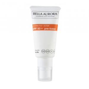 Bella Aurora Sunscreen Pre-Base Spf50 30ml