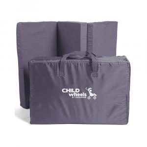 Materassino da Viaggio per lettino Childhome Antracite