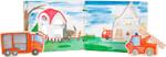 Libro illustrato Pompieri, interattivo