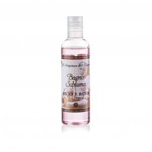 L'Artigiana del Naturale Bagnoschiuma Fico e Rosa 500ml