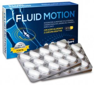 EthicSport FLUID MOTION - 30 compresse da 1400 mg