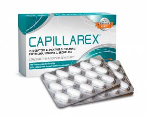 EthicSport CAPILLAREX - 30 cpr filmate da 1100 mg
