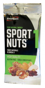 EthicSport SPORTNUTS 1 - 30 packs da 30g