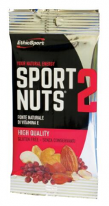 EthicSport SPORTNUTS 2 - 30 packs da 30g