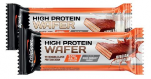 EthicSport HIGH PROTEIN WAFER - 12 barrette da 35 g