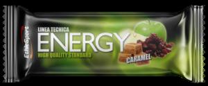 EthicSport  ENERGY CARAMEL - 30 barrette da 40g