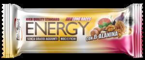 EthicSport ENERGY LONG RACES CON BETA-ALANINA - 30 barrette da 40g