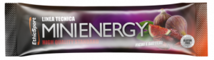EthicSport MINI ENERGY Fichi e Datteri - 49 barrette da 20 g