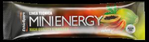EthicSport MINI ENERGY Papaya - 49 barrette da 20 g