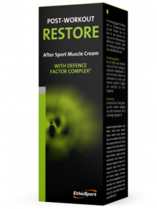 EthicSport RESTORE - Tubo da 150 ml