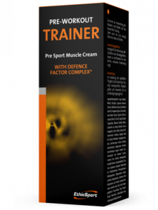 EthicSport TRAINER - Tubo da 150 ml