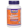 Now Enzimas De Papaya 180 Comp