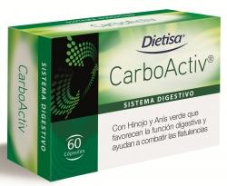 Dietisa Carboactiv 60 Caps