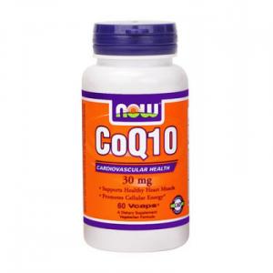 Now Co Q10 30 Mg 60 Caps
