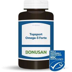 Bonusan Topsport Omega-3 90 Cap
