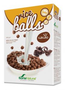 Alecosor Rice Balls Bolitas De Arroz Con Chocolate