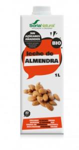 Alecosor Pack Leche De Almendras Bio Brick 6x 1 L