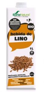 Alecosor Pack Bebida De Lino 3x1 Litro
