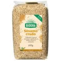 Biográ Sesamo Crudo 500g Biogra Bio