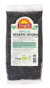 Biográ Sesamo Negro 250g Biogra Bio