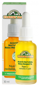 Corpore Aceite Natural Rosa Mosqueta 30ml Bio